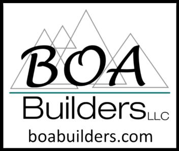 BOA Sticker White